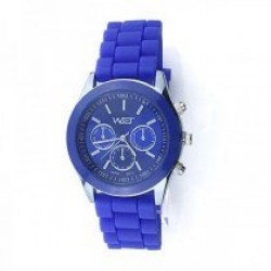 Watch By Time Dark Blue